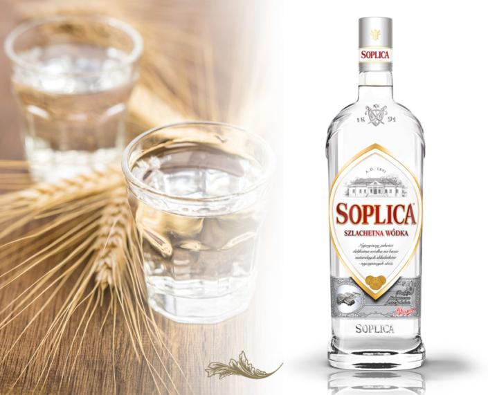Soplica Vodka - szlachetna wodka